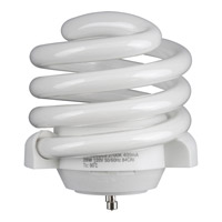 Progress Lighting CFL Lamp 1 Light Light Bulb in White MLS26GUSWW