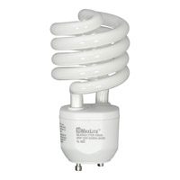 Progress Lighting CFL Lamp 1 Light Light Bulb in White MLS26GUWW