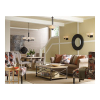Progress P2654-09 North Park 3 Light Brushed Nickel Fan Light Kit alternative photo thumbnail