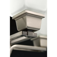 Progress P2743-09 North Park 3 Light 23 inch Brushed Nickel Bath Vanity Wall Light alternative photo thumbnail