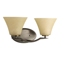 Progress Lighting Bravo 2 Light Bath Vanity in Antique Bronze P2005-20
