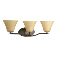 Progress Lighting Bravo 3 Light Bath Vanity in Antique Bronze P2006-20