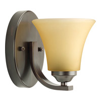 Progress Lighting Adorn 1 Light Bath Vanity in Antique Bronze P2008-20