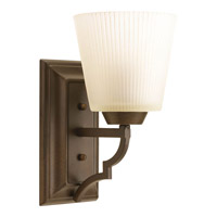 Meeting Street 1 Light 6 inch Roasted Java Bath Vanity Wall Light