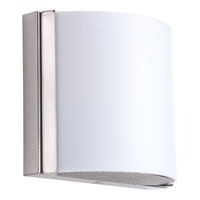Progress Arch 1 Light Bath Vanity in Brushed Nickel P2061-0930K9
