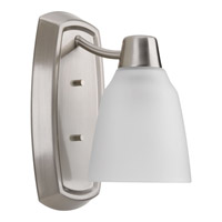 Progress Asset 1 Light Vanity in Brushed Nickel P2065-09WB