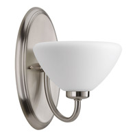 Progress Rave 1 Light Vanity in Brushed Nickel P2070-09