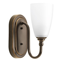 Progress P2074-20 Revive 1 Light 4 inch Antique Bronze Vanity Wall Light