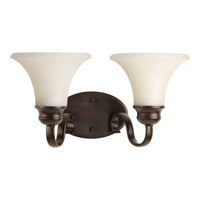 Applause 2 Light 16 inch Antique Bronze Bath Vanity Wall Light