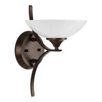 Progress Lighting Prosper 1 Light Bath Light in Antique Bronze P2150-20