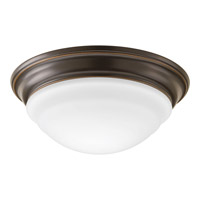 Progress Lighting Signature 1 Light Flush Mount in Antique Bronze P2300-20ET30K