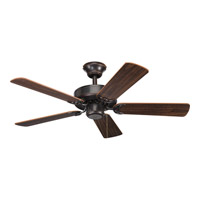Progress Lighting AirPro Ceiling Fan in Antique Bronze P2500-20 alternative photo thumbnail