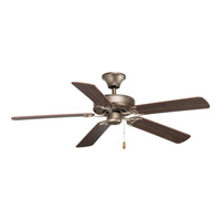 Progress Air Pro Ceiling Fan in Pebbles P2501-144