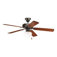 Progress Lighting AirPro Ceiling Fan in Antique Bronze P2501-20 alternative photo thumbnail