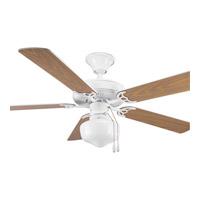 Progress Lighting AirPro Ceiling Fan in White P2501-30 alternative photo thumbnail