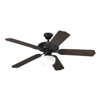 Progress P2502-80 AirPro 52 inch Forged Black Ceiling Fan alternative photo thumbnail