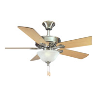 Progress P2503-09 AirPro 52 inch Brushed Nickel Ceiling Fan alternative photo thumbnail