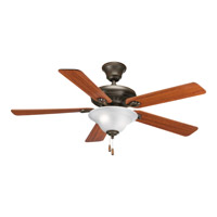 Progress Lighting AirPro Ceiling Fan in Forged Bronze P2521-77 alternative photo thumbnail