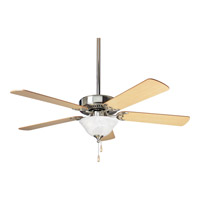 AirPro 52 inch Brushed Nickel Ceiling Fan