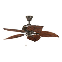 Progress Lighting AirPro Ceiling Fan in Antique Bronze P2526-20