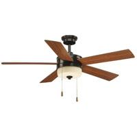 Progress P2558-2030K Verada 52 inch Antique Bronze with Medium Cherry/American Walnut Blades Ceiling Fan Progress LED