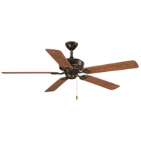 Lakehurst 60 inch Antique Bronze with Walnut Blades Outdoor Ceiling Fan