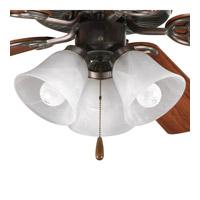 Progress P2600-20 Airpro 3 Light Antique Bronze Fan Light Kit