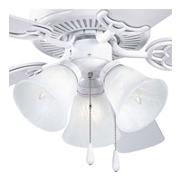 Progress Lighting AirPro 3 Light Fan Light Kit in White P2600-30