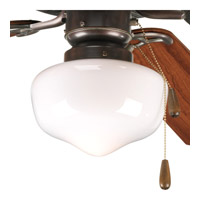 Progress Lighting AirPro 1 Light Fan Light Kit in Antique Bronze P2601-20