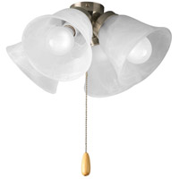 Progress P2643-09WB Signature LED Brushed Nickel Fan Light Kit