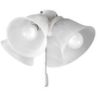 Progress P2643-30WB Signature LED White Fan Light Kit