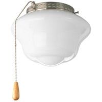 Progress P2644-09WB Signature LED Brushed Nickel Fan Light Kit