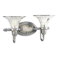 Progress Lighting Thomasville Roxbury 2 Light Bath Vanity in Classic Silver P2726-101