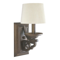 Progress Lighting Thomasville Meeting Street 1 Light Wall Bracket in Roasted Java P2744-102