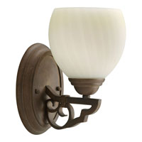 Progress Lighting Thomasville Meeting Street 1 Light Bath Vanity in Roasted Java P2746-102