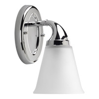 Lahara 1 Light 6 inch Polished Chrome Bath Vanity Wall Light