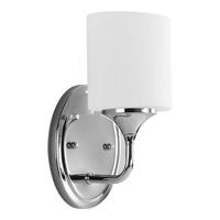 Progress P2801-15 Lynzie 1 Light 5 inch Polished Chrome Bath Vanity Wall Light