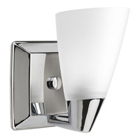 Progress Lighting Delta Rizu 1 Light Bath Vanity in Polished Chrome P2805-15