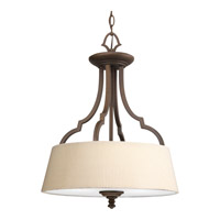 Progress Lighting Thomasville Meeting Street 3 Light Bath Vanity in Roasted Java P2828-102