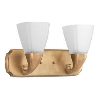 Progress Lighting Delta Addison 2 Light Bath Vanity in Brushed Bronze P2847-109