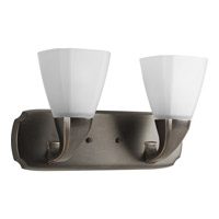 Progress Lighting Delta Addison 2 Light Bath Vanity in Venetian Bronze P2847-74
