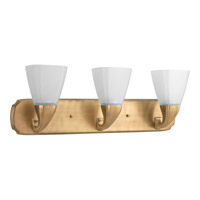 Progress Lighting Delta Addison 3 Light Bath Vanity in Brushed Bronze P2848-109
