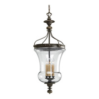 Progress Lighting Fiorentino 3 Light Hall & Foyer in Forged Bronze P2879-77