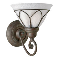 Progress Lighting Verona 1 Light Bath Vanity in Cobblestone P2947-33