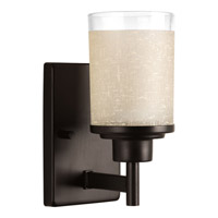 Progress Lighting Alexa 1 Light Bath Light in Antique Bronze P2959-20