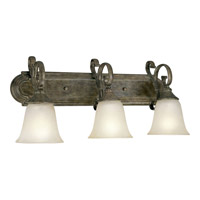 Progress Lighting Maison Orleans 3 Light Bath Vanity in Fieldstone P2962-87