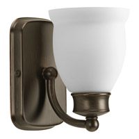 Progress Lighting Delta Leeland 1 Light Bath Vanity in Venetian Bronze P2993-74