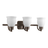 Progress Lighting Delta Leeland 3 Light Bath Vanity in Venetian Bronze P2995-74