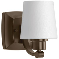 Glance 1 Light 5 inch Antique Bronze Bath Vanity Wall Light, Design Series