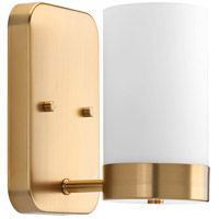 Progress P300020-109 Elevate 1 Light 5 inch Brushed Bronze Bath Vanity Wall Light Design Series